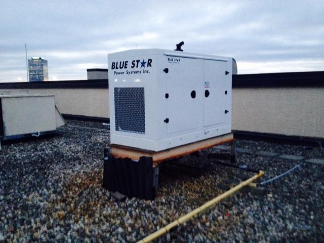 Commercial Industrial Generator Repairs Southeast Michigan