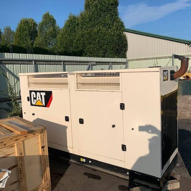 Used 150 kw Caterpillar Generator Michigan