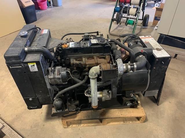 Used Diesel Kohler 20KW Generator Michigan