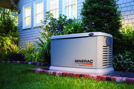 Generac home / residential generators in Michigan